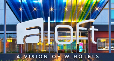 Aloft Hotel & Resort exterior